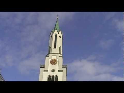 Kath  Kirche St  Peter und Paul Leuggern  Kt  AG