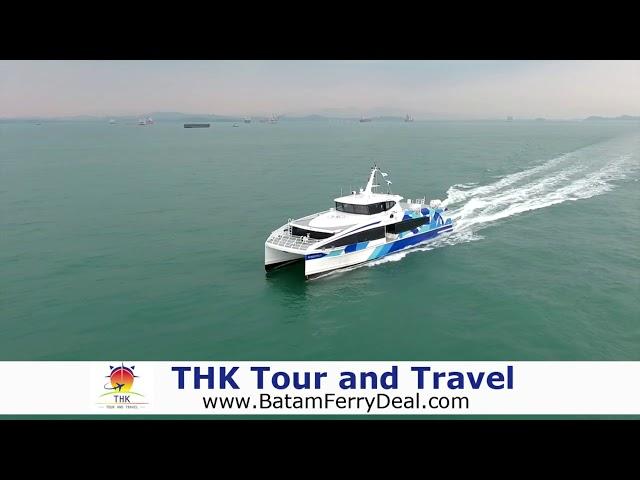 Batam Ferry Deal : Thing To Do in Batam - Ferry to Batam via Majestic Fast Ferry - Book Online