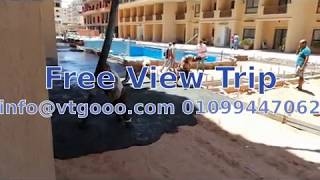 Landscape foundation in Turtles beach Resort Hurghada Egypt holiday Home Overseas Sea Front With Pri