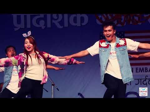 THE CARTOONZ CREW  Nai Malai Tha Chhaina | LIVE Dance |