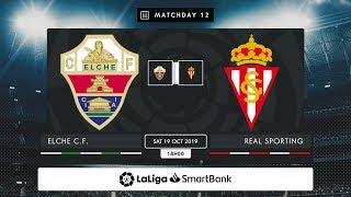 Elche C.F. - Real Sporting MD12 S1800 của LaLiga SmartBank 44 phút trước 170 lượt xem