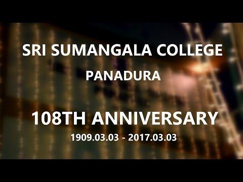 Sri Sumangala College Panadura 108th Anniversary
