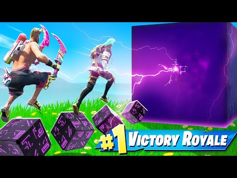 *NEW* CUBE DEATHRUN For LOOT (Fortnite)