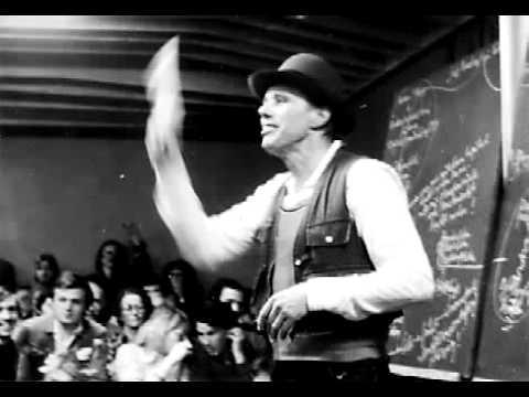 Vidéo de Joseph Beuys