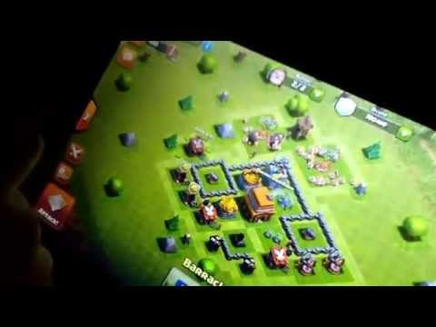 Clash Of Clans Level 2 Giants!