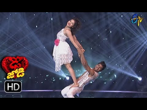 Subhash and Mansi Performance | Dhee Jodi |  19th September 2018 | ETV Telugu