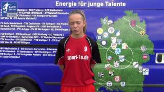 B-Juniorinnen SV Eutingen - Marie Johner