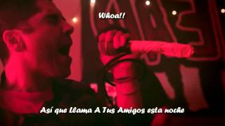 Zebrahead - Call Your Friends [Official Video] (Subtitulado En Español)