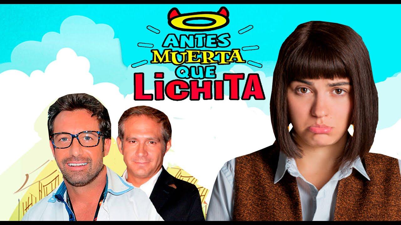 Telenovela Antes Muerta Que Lichita Nuevo Elenco Octubre 2015