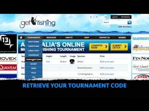 $80,000 Online Fishing Tournaments