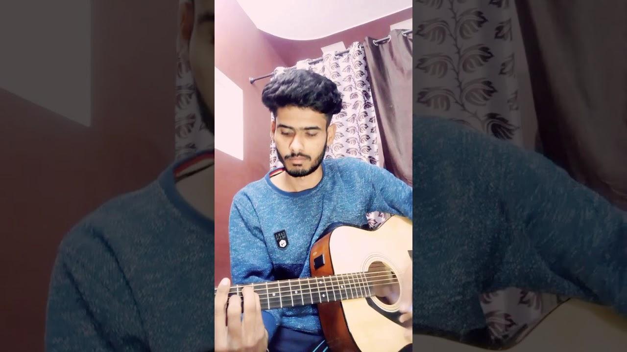 Tere Bin Nahi Lagda Dil Mera Dholna Guitar Cover Guitar Chords By
