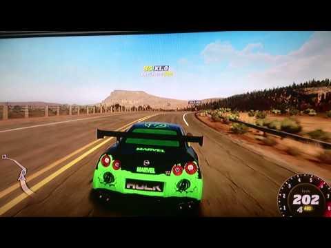 Forza Horizon xbx 360