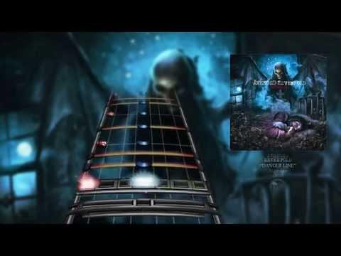 Avenged Sevenfold - Danger Line (Drum Chart)