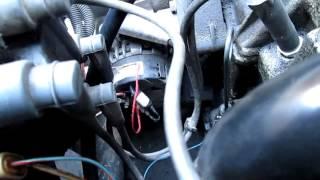 видео Особенности конструкции генератора автомобиля ВАЗ-2110