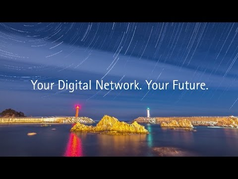 Your Digital Network. Your Future.