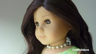 Opening American Girl Doll Jess Mcconnell Goty 2006 Ag Doll ~hd Please Watch In Hd~