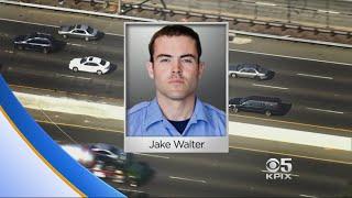 Oakland Firefighters Mourn Colleague Slain Thursday Night in San Jose