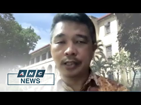 Expert: China developing artificial island in South China Sea into full-blown military base | ANC