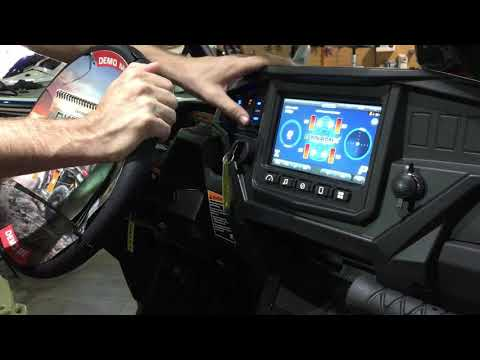2018 Polaris RZR XP Turbo Dynamix- shock adjustment