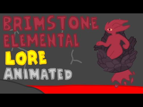 Calamity Lore Animated - Brimstone Elemental