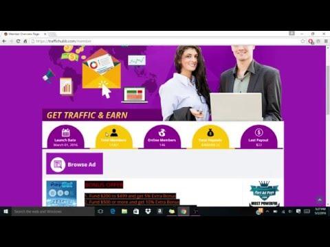 traffic hub presentation