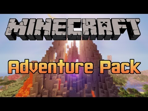 Minecraft - Adventure Pack - Battle Golem of Carnage (Ep 16)