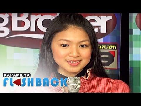 Kapamilya Flashback: Nadine Lustre Audition Video - Pinoy Big Brother Teen Clash 2010