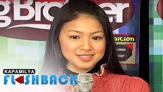 Kapamilya Flashback: Nadine Lustre Audition Video - Pinoy Big Brother Teen Clash 2010
