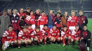 СПАРТАК - Жемчужина (Сочи, Россия) 5:2, Чемпионат России - 1994