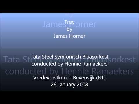 Troy By James Horner Performed By Tata Steel Orkest