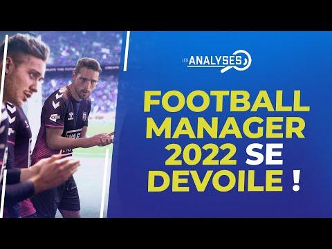 Football Manager 2022 : Je réagis au trailer !