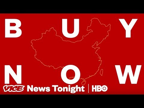China's Singles Day Is The World's Biggest E-Commerce Event (HBO)