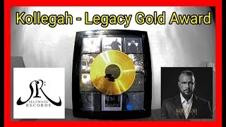 KOLLEGAH - LEGACY (Ltd.Gold Award) [Boxset Edition] | Unboxing #182