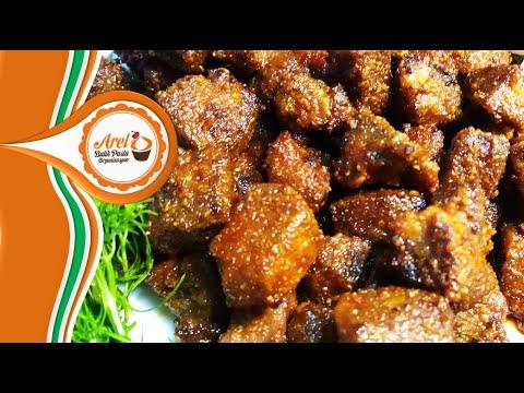 Arnavut ciğeri nasıl yapılır? Sadece ciğer yemek isteyen varmı? :-) Şef Ahmet TOPAL