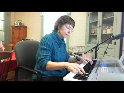 """Marjorie Savoie """"Gigabyte"""" by Jeff Lorber (Transcription by Inge Wenzel)"""