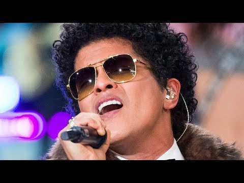 The Untold Truth Of Bruno Mars