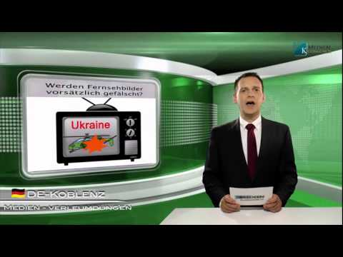 Werden Fernsehbilder vorsätzlich gefälscht