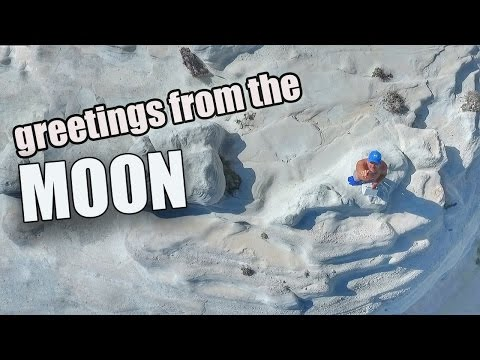 GREETINGS FROM THE MOON - Vlog42