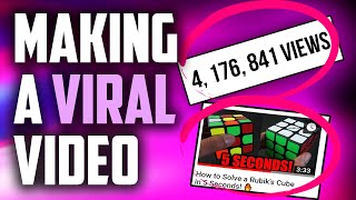 How I Got 4 MILLION Views And 20,000 Subscribers With ONE Video!