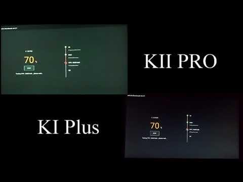 KI Plus vs. KII Pro Android 5 TV Box