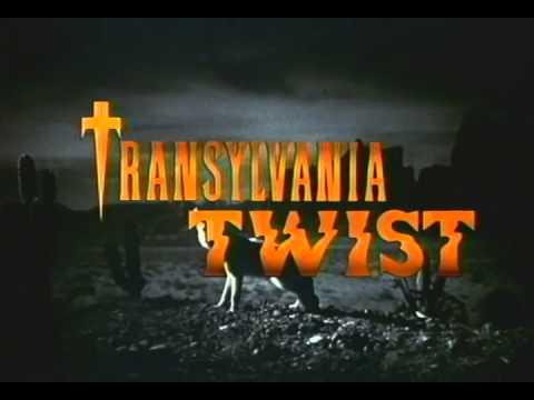 Transylvania Twist Trailer 1989