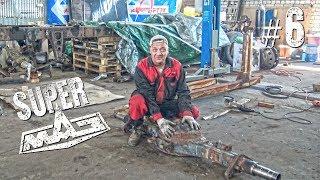 Я Строю Супермаз!!! #6 Впихнули Мазовский Мост!?