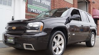 2006 Chevrolet Trailblazer SS AWD Walk-around Presentation at Louis Frank Motorcars, LLC in HD
