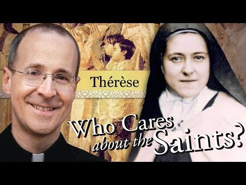 "Therese de Lisieux from ""Who Cares About The Saints?"" with Fr. James Martin, S.J."