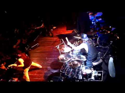Adrenaline Mob - Hit the Wall - @ Revolution Live