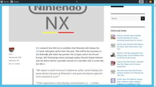 OBA Video: IHS Inc Says NX Handheld Is Coming This Year [Rumor]