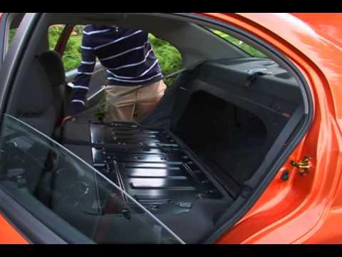 2008 Chevrolet Aveo Test Drive