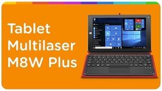 Tablet Multilaser M8W Plus 32GB 8,9