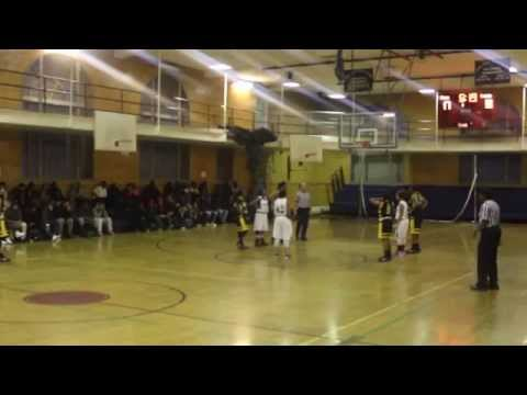 Clinton VS Mott Haven 12 18 14