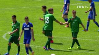 FC Blue Stars v. FC St. Gallen, Match Highlights